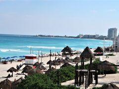 老人一人旅:メキシコ・中米 (1)セントロに滞在するカンクン 3日目ホテルゾーン