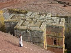 ラリベラの岩の聖堂群(エチオピア7) 2018.6.4