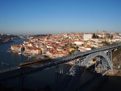冬のポルトガル個人旅行【1】ポルト