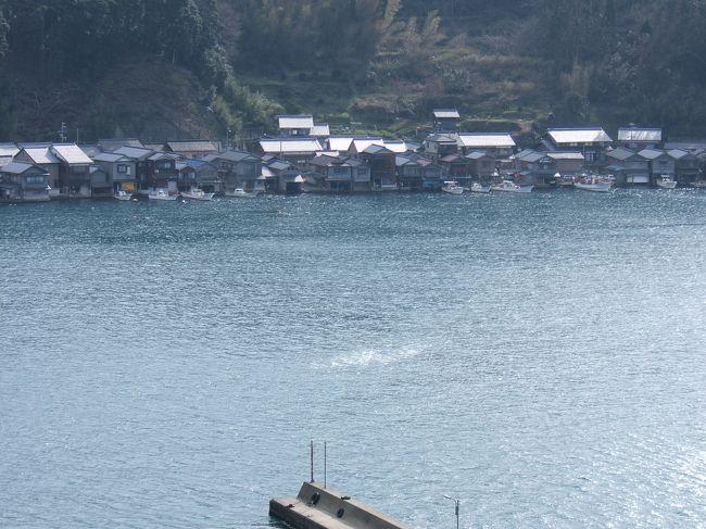 近畿道の駅スタンプラリーのため<br />丹後半島に来ました。<br /><br />今回は「舟屋(ふなや)の里 伊根(いね)」「シルクのまち かや」の2つです。