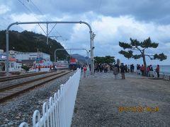 エアプサン利用 大邱から入国・大田泊。韓国で一番海に近い駅「正東津」の日の出を求めて