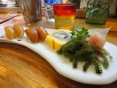 【沖縄ひとり旅】おこもりステイからの脱却1・大東寿司とMr.KINJO