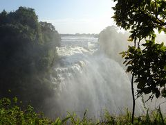 ヴィクトリアの滝~ブラワヨ(ジンバブエ2) 2018.6.22