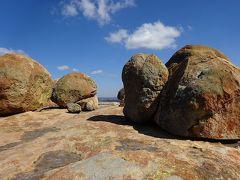 「マトボの丘群」と「カミ遺跡」(ジンバブエ3) 2018.6.23