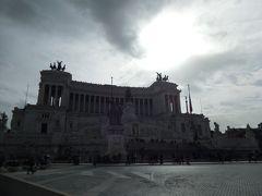 2018年 旅行始め イタリア3都市 その5 ローマ観光