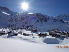 スイス・オーストリアに挟まれた小国 リヒテンシュタイン国の大きなスキー場
