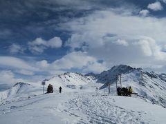 おっさんヒャッハー! キルギス・カラコルで孤独に滑る旅!!