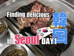 おじさんぽ・おばさんぽ ~韓国・ソウルでもトイレについてのうんちくを真面目に考えてみる旅~ 前編 韓国の美味いものってナンだ?!
