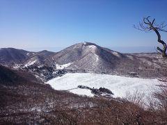 雪の赤城山(黒檜山&駒ヶ岳)登山