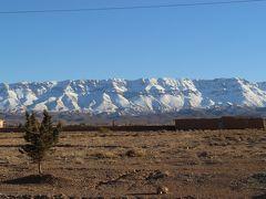 モロッコ② 古都フェズとアトラス山脈超え