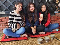 のんびりネパール 1人旅 9.観光化していない素朴な街キルティプル