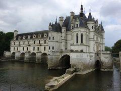 シュノンソー_Chenonceaux 6人の奥方の城!王を取り巻く女性たちが栄華を競った地