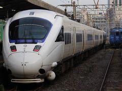 九州の鉄道と街歩き(前編)、長崎から飯塚まで。かもめのグリーン車、原田線、車窓風景。