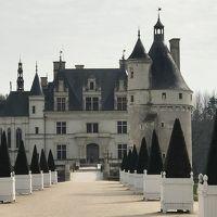 フランス北部2週間母娘のアート、グルメ、ショッピング満喫の旅(3)ロワール城めぐり