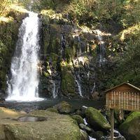 白糸の滝に寄ってみた    ☆熊本県西原村
