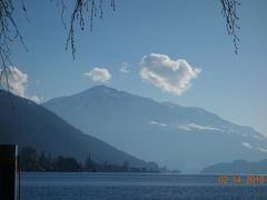 ルッツェルンの湖 ・絶景の ツーク湖 と リギ 山頂スキー場