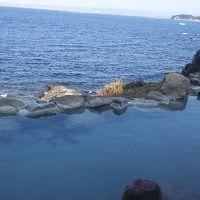 春の南紀白浜♨浜千鳥の湯 海舟