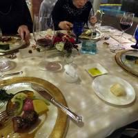 03.美味しいものを食べる年の瀬のエクシブ伊豆2泊 南欧料理 ラペールの夕食