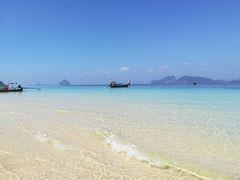 《タイ》真冬の夏休み♪ タイのモルディブと言われる秘島、クラダン島に行ってきました!