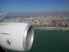 2018MAR・デルタ航空(DL)の特典航空券でエールフランス航空(AF)ビジネスクラスで羽田発パリ乗換で行くヨルダン・アンマンの旅
