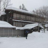 白骨温泉雪見風呂・諏訪湖御御渡り観光