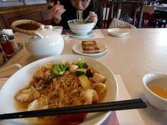 07.年の瀬のHVC箱根翡翠1泊 中国料理 名鉄菜館の昼食