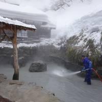 2018年2月 再び乳頭温泉の旅 『休暇村』&『鶴の湯』本陣 宿泊記