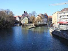 極寒の欧州ひとり旅 【その4】零下の街歩き ニュルンベルク