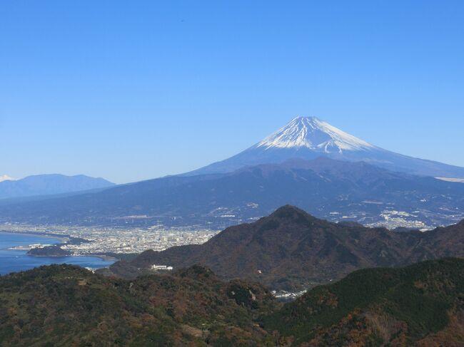 世界遺産と温泉巡り(4)伊豆長岡温泉に宿泊し翌朝富士山を望む