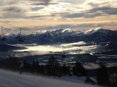 おっさん、やらかした! オーストリア ゲリツィンスキー場で孤独に滑る旅!!