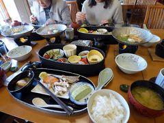 05.美味しいものを食べる年の瀬のエクシブ伊豆2泊 日本料理 黒潮の朝食