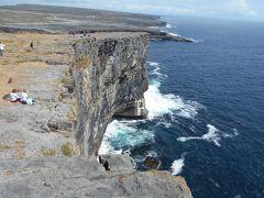 アイルランド③ 2018年7月 イニシュモア島&イニシィア島・モハーの断崖
