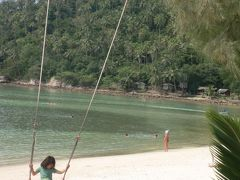 子ども4人とタイの楽園パンガン島&タオ島へ! まったりバックパッカー旅① 1・2日目