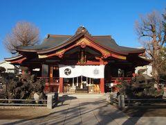 北千住散策と寺社巡りと、東京タワーへ