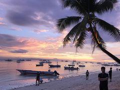 Bohol island パングラオ 1人旅¨̮♡︎移動編1-2日目