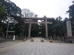 18年3月・鹿島神宮篇