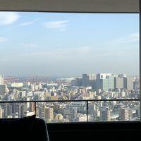 プラチナチャレンジで東京マリオットホテルに宿泊
