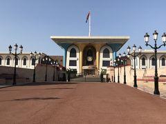 シャム旅中東からモロッコへ(7日目)オマーン・マスカットで事件多発編