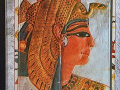 2018冬のエジプト旅行(4)-ルクソール西岸其の2(ハトシェプスト女王葬祭殿・ネフェルタリ王妃の墓他)