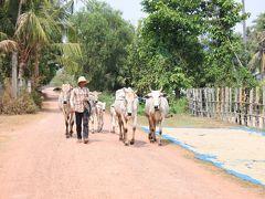カンボジア一人旅4~シェムリアップ田舎町ツアー~