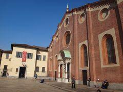 ミラノに行ってきました 1泊4日バンコク経由の旅です