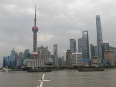 2017年成都旅行 ② 1日目その2 乗り換えの合間に上海観光