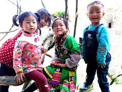ハノイから陸路中国の雲南省へ   5 棚田観光