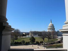 アメリカ卒業旅行(2)ワシントンDC