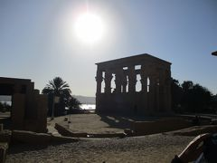 Temple of Philae (Isis ) ⑩(フィラエ島(イシス) 2017年12月26日 ⑩ )