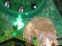 ◇絢爛たるペルシャの美、イラン女ひとり旅【2】〜シラーズ前編〜◇