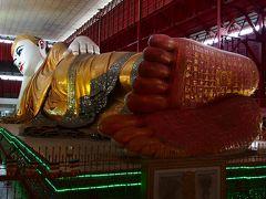 黄金色に輝くパゴダとミャンマービールを楽しむ新春旅 in Yangon★2018 01 1日目-2日目 【名古屋⇒HK⇒RGN】
