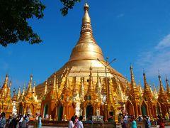 黄金色に輝くパゴダとミャンマービールを楽しむ新春旅 in Yangon★2018 02 3日目 【RGN】