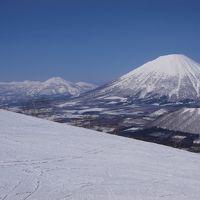おじさんたちの北海道スキー2 ルスツ