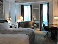 Intercontinental Singapore インターコンチネンタルシンガポール宿泊2018年3月